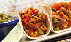 Cantina Mariachi: Menú mexicano para 2 o 4 con entrante, principal, postre y bebida desde 16,95 € en Cantina Mariachi