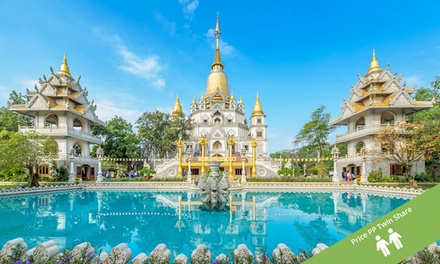 Vietnam: $749 Per Person for a 10-Day North-South Tour with Cruise and Domestic Flight with Halong Tours Booking