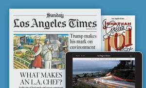 88% Off Subscription to Los Angeles Times at Los Angeles Times, plus 6.0% Cash Back from Ebates.