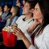 Entrada al cine y menú