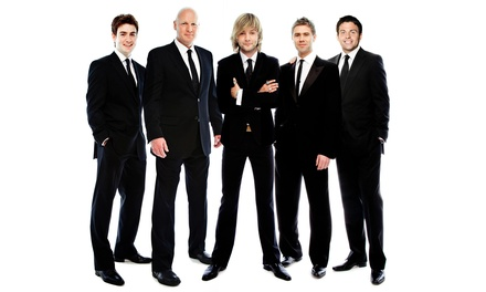 The Very Best of Celtic Thunder Tour 2015 at Sanford Center on Tuesday, March 24, at 7:30 p.m. (Up to 51% Off)