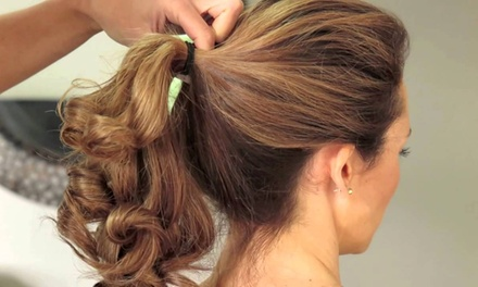 Waves ($35), Upstyle Hair ($49), Glam ($89) or Wedding ($99) Hair and Make-Up at Home w/ Adelaide Mobile Hair and Makeup
