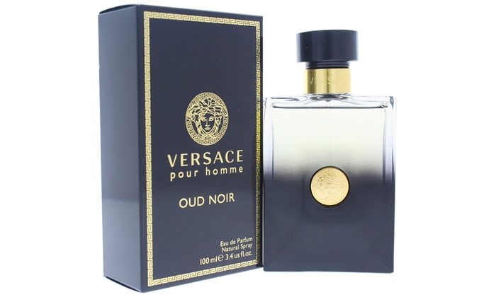 Up To 65 Off On Versace Oud Noir Edp Groupon Goods