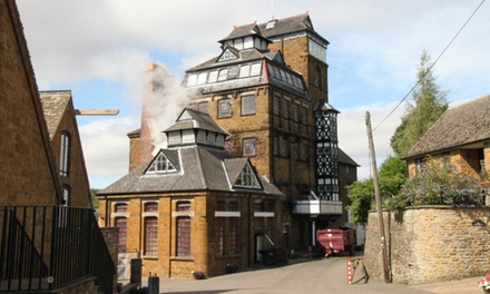 TwoHour Brewery Tour for Up to Four at Hook Norton Brewery