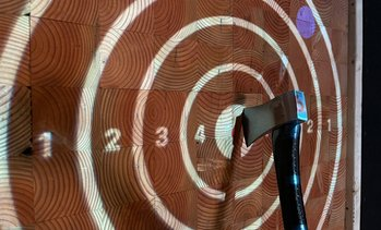 Up to 30% Off Axe-Throwing Session at Axe Throwing Therapy