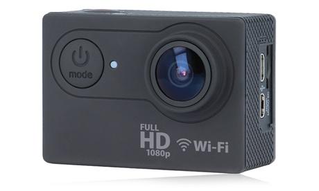 Action camera Forever SC-300 Full HD Wi-Fi con o senza microSD Kingston...