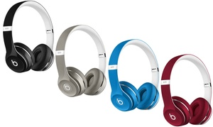 Beats by Dr. Dre Solo 2 On-Ear Headphones Luxe Edition
