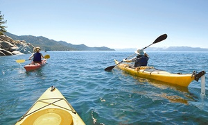 Pittwater Kayak Tours: Kayaking Adventure for One ($39), Two ($75), Four ($139) or Ten ($299) at Pittwater Kayak Tours (Up to $800 Value)