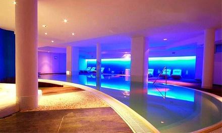Chianciano Terme 4*: fino a 5 notti con cene, spa, massaggio per 2 Grand Hotel Admiral Palace