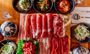 21% Off Endless Korean Grill at Suji's Korean Grill at Suji's Korean Grill, plus 6.0% Cash Back from Ebates.