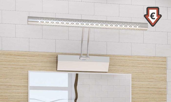 BlancheGroupon Pour Miroir Led Shopping Lampe wm80ONvn