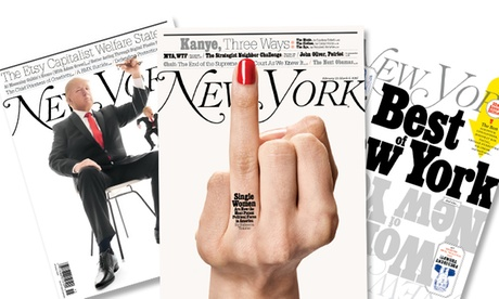 "One- or Two-Year Print and iPad Subscription to ""New York"" Magazine (Up to 60% Off) 36b50297-9cb5-423a-9276-6c260f79644a"
