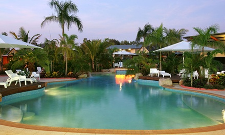 Darwin: Up to 3Night Getaway for Up to Four People with Breakfast and Late CheckOut at 4* Mercure Darwin Airport Hotel