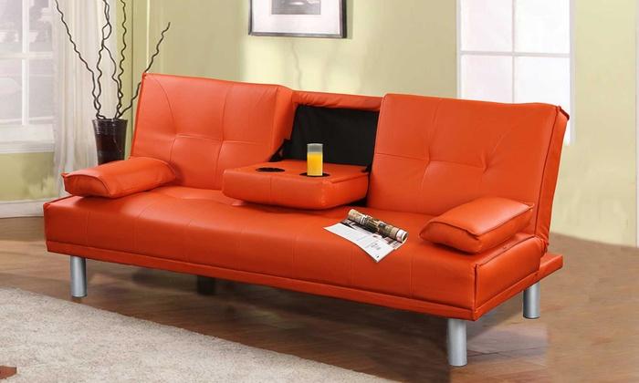Manhattan Sofa Bed With Bluetooth