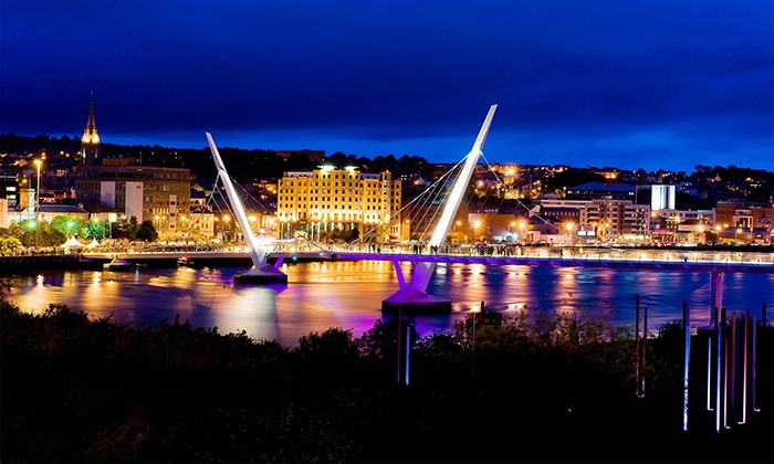 City Hotel Derry Groupon