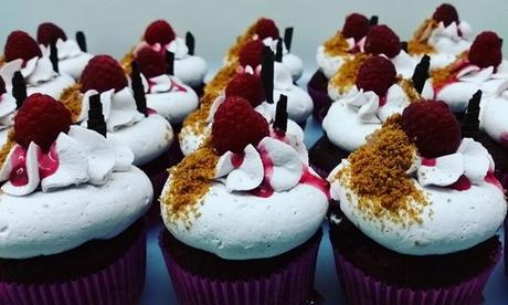 €9,99 voor cupcakes, macarons én warme dranken naar keuze voor 2 personen bij Amylin's...