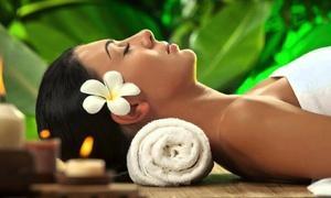 Gabinet Kosmetyczny Studio S: Wybrany pakiet day spa z masażem ciała, twarzy i więcej od 119,99 zł w Gabinecie Kosmetycznym Studio S (do -43%)