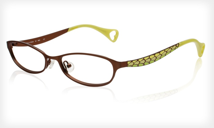 Sexy in Python Frames: $39 for Sexy in Python Optical Frames by Betsey Johnson ($225 List Price)