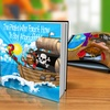 "Up to 65% Off ""The Pirate Who Forgot How to Say 'Arrggghhhh!'"" Personalized Book"