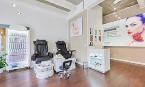 Lavish Studio: Maniküre inkl. Massage und Shellack oder Neumodellage inkl. Verlängerung im Lavish Studio (bis zu 49% sparen*)