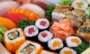 27% Off Sushi and Japanese Food at I Love Sushi