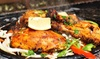 Aroma Indian Cuisine - Northwoods: Three-Course Prix-Fixe Dinner for Two or Four with Wine at Aroma Indian Cuisine (Up to 38% Off)