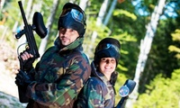 Paintball Pass with Equipment for Up to 20 Players at Nationwide Paintball UK