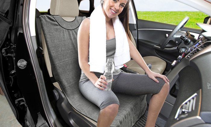 Total Vision Products Universal Water Resistant Seat Cover