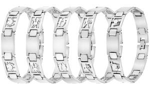 Bracelets homme signe du zodiaque, de la marque Sc Crystal Paris