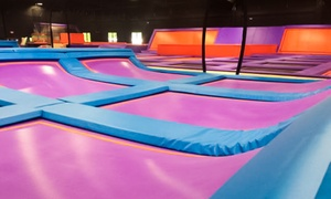 Up to 50% off at Altitude Trampoline Park - Mobile at Altitude Trampoline Park, plus 6.0% Cash Back from Ebates.