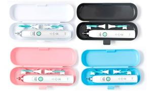 1 ou 2 étuis pour brosse à dents électrique