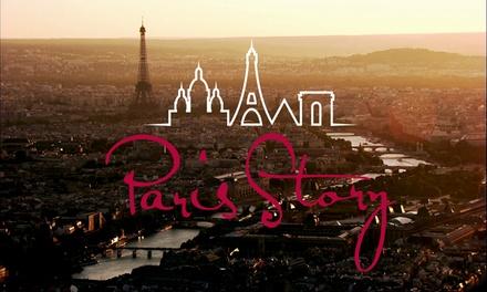 1 place enfant ou 2 places adulte pour Paris Story Le Film (voix Jean Réno), valable jusqu'au 31 juillet 2019 dès 5 €