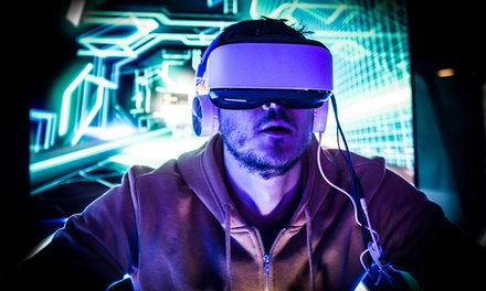 15 Minute Virtual Reality Experience for Up to Four at VR Star (Up to 38% Off)