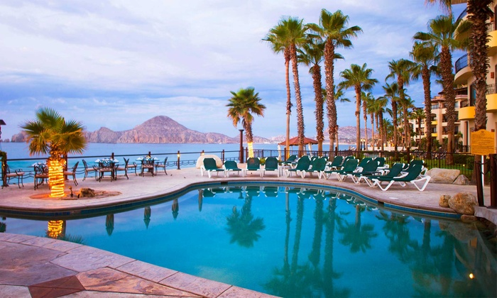 Cabo San Lucas Beach Resort with All-Inclusive Options