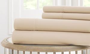 Cool Comfort 800TC Cotton-Rich Sheet Set (4-Piece)
