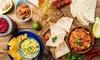 Loco Mexicano - Warszawa: Zestaw przysmaków kuchni Tex-Mex dla 2-4 osób za 98,99 zł i więcej opcji w Loco Mexicano