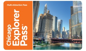 Pass to Three or Five Chicago Attractions - Up to 40% off Gate Prices at Go City Card, plus 6.0% Cash Back from Ebates.