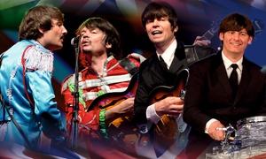 """Agentur Platner: 2 Tickets für """"Please, Mr. Postman – The Beatles-Musical"""" ab 21.1.2018 u.a. in Magdeburg, München, Krefeld (40% sparen)"""