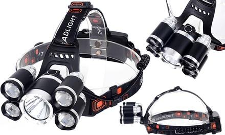 1 o 2 lámparas de cabeza GloBrite 5 LED