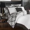 Clearance: Wade Reversible Medallion Printed Comforter (8- or 10-Pc.)