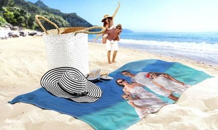 Toalla con imagen personalizable en tamaño a elegir desde 15,99 € con Photo Gifts (ES)