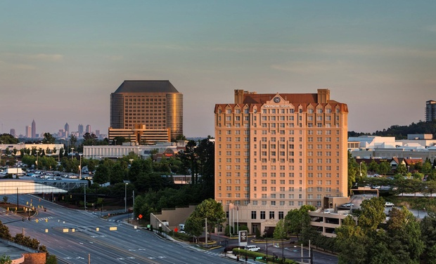 Sheraton Suites Galleria Atlanta Ga Stay At