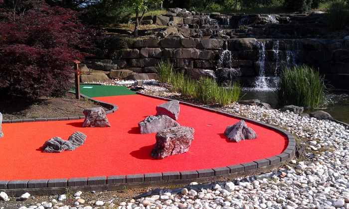 Bumble Bee Hollow Golf Center - Lower Paxton: 18 Holes of Mini Golf for Two or Four at Bumble Bee Hollow (Up to 54% Off)