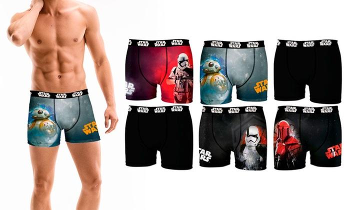 Set boxer uomo Star Wars