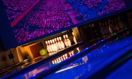 1,5 uur bowlen tijdens Kerst voor 6 tot 12 pers. incl. prosecco en 50 stuks bittergarnituur bij Bowlingcentrum Dordrecht