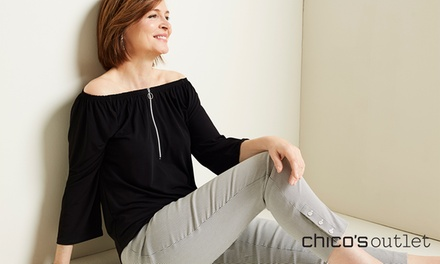 40% Off Chico's Clothing at Outlet Stores