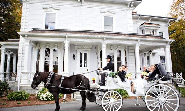 Romantic Getaway to Victorian-Age Massachusetts Inn