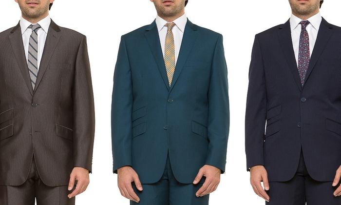 English Laundry Men's Slim Fit Separate Suit Jacket