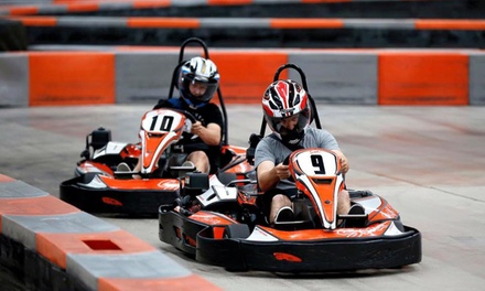 Ultimate Karting Sydney Smeaton Grange Nsw Groupon