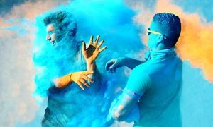 """Agence Intégrale: 1 place pour """"Color Azur"""" le dimanche 29 octobre 2017, heure de départ au choix, à 10 € à Fréjus"""